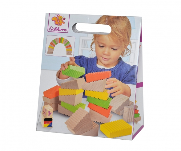 Eh - Wooden Blocks Shape