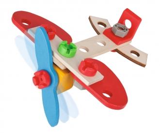 Eichhorn Constructor, Flugzeug