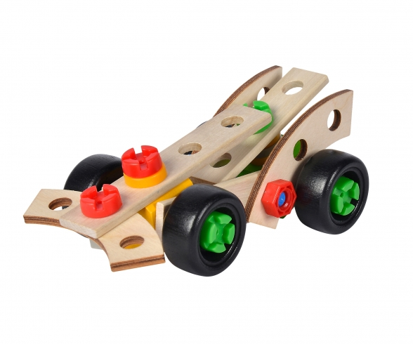 EH Constructor, Racer