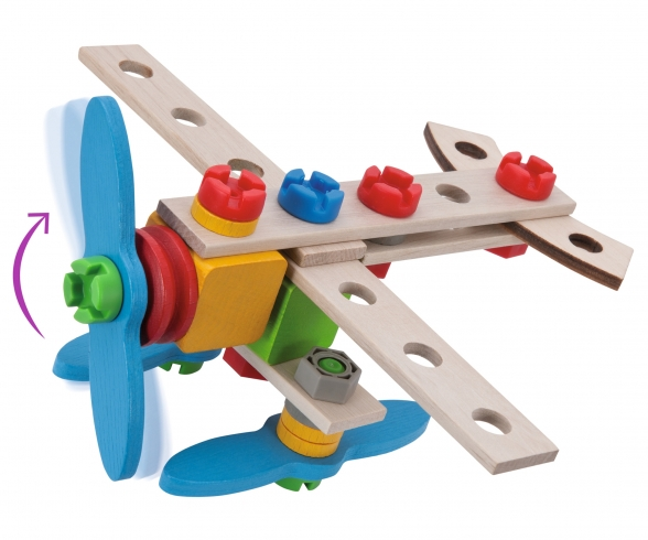 HEROS Constructor,  Airplane