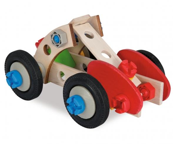 HEROS Constructor, Racer