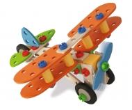 Eichhorn Constructor, Biplane