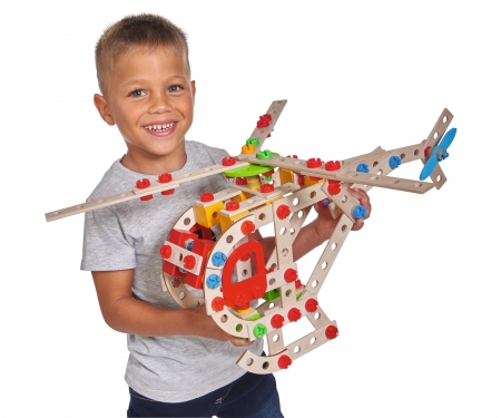 Eichhorn Constructor, Helicopter