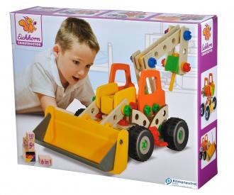 EH Constructor, Wheel Loader