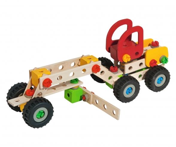 EH Constructor, Harvester