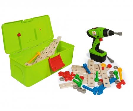 Eichhorn Constructor, Tool Box