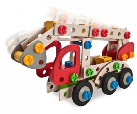 Eichhorn Constructor, Fire Truck