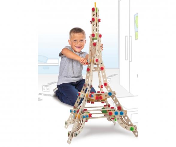 Eichhorn Constructor, Eiffel Tower