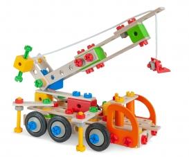 EH Constructor, Kranwagen