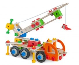 EH Constructor, Mobile Crane