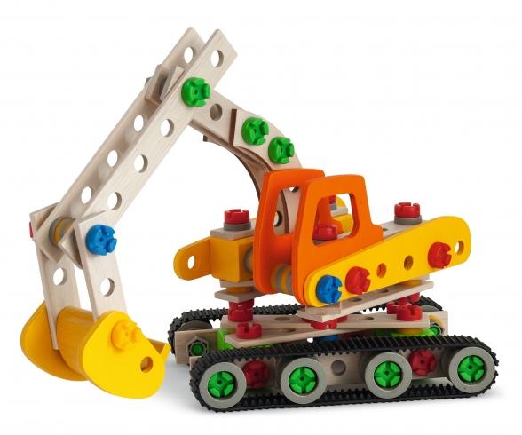 Eichhorn Constructor, Raupenbagger