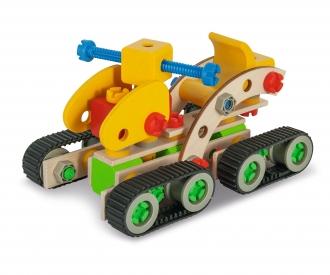Eichhorn Constructor, Crawler Excavator