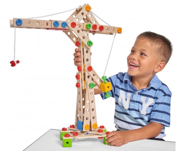 Eichhorn Constructor, Crane