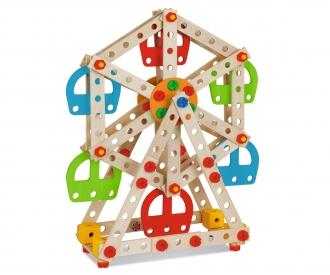 Eichhorn Constructor, Big Wheel