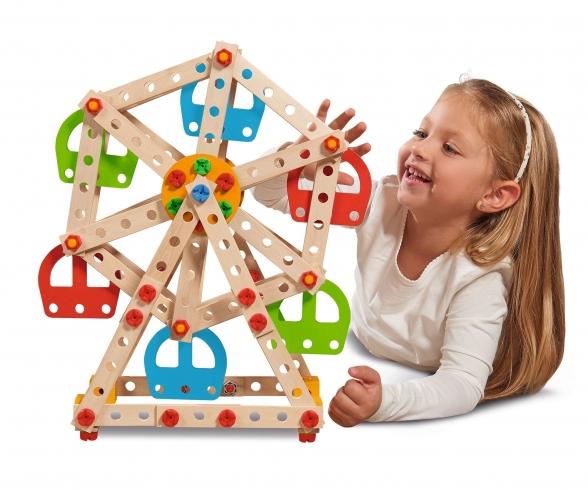 EH Constructor, Big Wheel