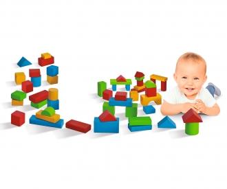 Eichhorn Bunte Holzbausteine Baby