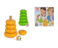Eichhorn Stacking Game