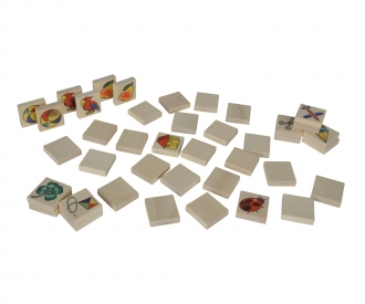 Eichhorn Picture Memory Game