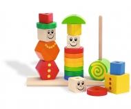 Eichhorn Figuren-Steckpuzzle