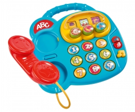 ABC Colorful Telephone