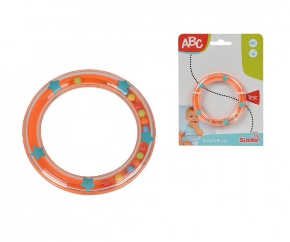 ABC Ring Rattle