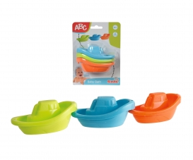 ABC Bathing Boats