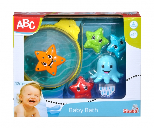 ABC Bath Fun Set