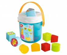 ABC Colorful Sorting Bucket