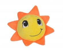 ABC Plüsch Sonne