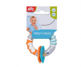 ABC Touch Ring Rattle