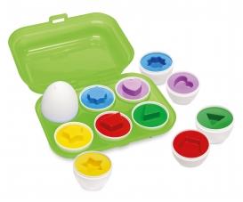 ABC Eierformensortierer