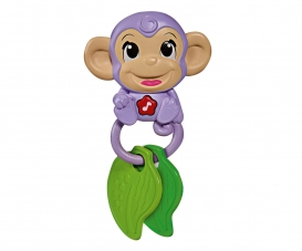 ABC Monkey Music Rattle
