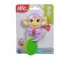 ABC Monkey Music Rattle