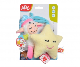 ABC 2in1 Plush Music Box