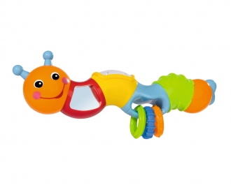 ABC Caterpillar with Turning Function