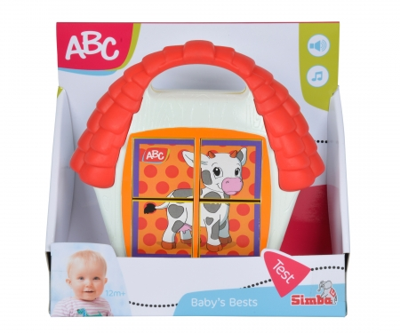 Puzzle musical & sonore ABC