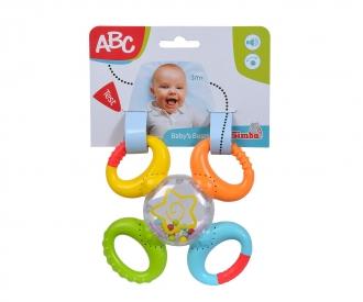 ABC Multi-turn Rattle