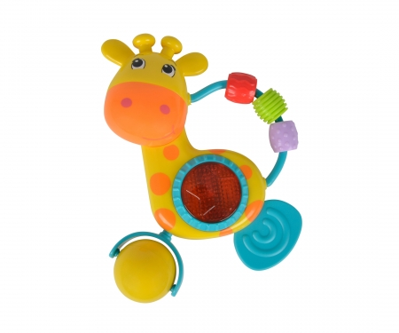 ABC Light and Sound Rattle