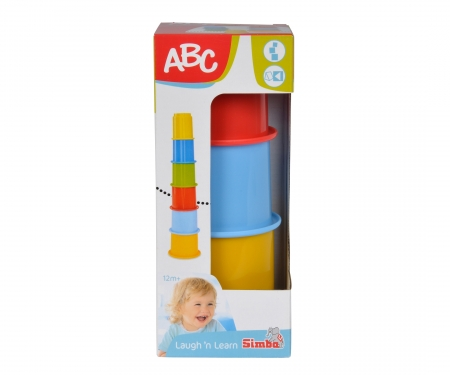 ABC Stacking Cups