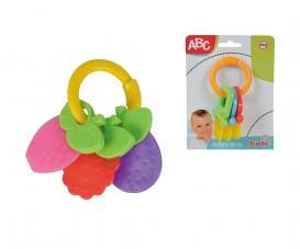 Abc - Anneau De Dentition Doux(2Ass)