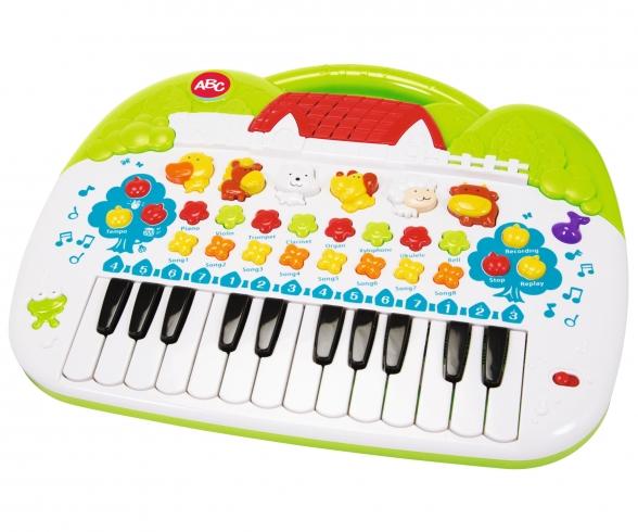 ABC Tier-Keyboard