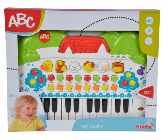 ABC Animal Keyboard