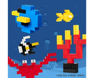 Blox Bucket 700 8 pin Bricks