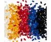 Blox - 500 Bausteine bunt - incl. Box - kompatibel mit bekannten Spielsteinen