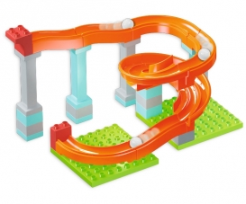 Kugelbahn 31 Teile
