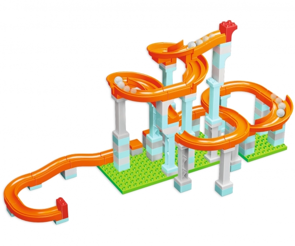 Marble Race 128 Pieces