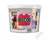 Blox 40 white Bricks in Box