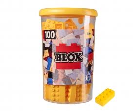 Blox 100 gelbe Steine in Dose