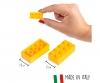 Blox 100 yellow Bricks in Box