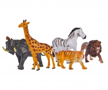 Safari Wild Animals Set